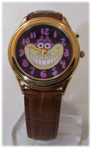Cheshire Cat Watch Disney Signature Series Ward Kimball Lmt. Ed. 0008