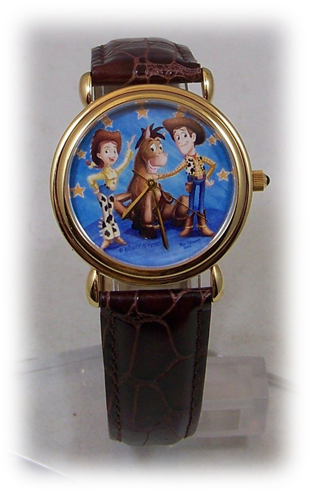 Dach Toy Story : Toy story watch hand painted disney artist series