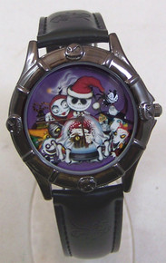 Nightmare Before Christmas Watch Haunted Mansion 2003 Limited Ed. 250