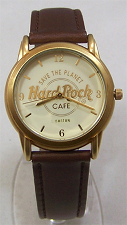 Hard Rock Cafe Fossil Watch