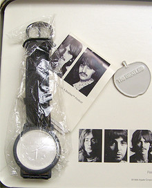 The Beatles White Album Fossil Watch Set Li1675 Limited Edition of 500