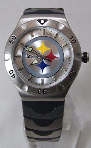 Pittsburgh Steelers Watch Avon Release 2005 Wristwatch Mens
