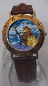 The Lion King Watch Collectors Movie Release Disney Commemorative New