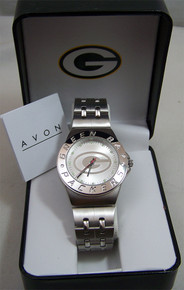 Green Bay Packers Watch Avon Release 2007 New Wristwatch Mens