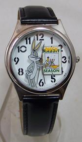 Bugs Bunny Watch Warner Bros Duck Season Daffy Wristwatch