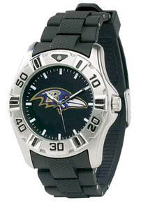 Baltimore Ravens Watch Game Time MVP Mens Wristwatch GameTime New