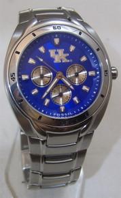 Kentucky Wildcats Fossil Watch Mens Multifunction Wristwatch Li2436
