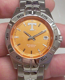 Tennessee Volunteers Fossil Mens Three Hand Date Wristwatch Li2758