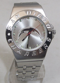 San Diego Chargers Watch Mens Avon Release 2007 NFL Wristwatch New