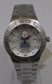 Pittsburgh Steelers Super Bowl XLIII Watch Fossil  LE 1000 Wristwatch