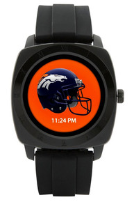 Denver Broncos SmartWatch Game Time Licensed NFL Smart Watch NEW
