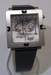 Mickey Mouse Club Watch Watch Donald Duck Bill Justice Tribute Limt Ed