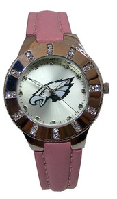 Philadelphia Eagles Watch Avon Release 2008 Wristwatch Womens