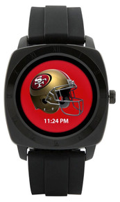 San Francisco 49ers SmartWatch Game Time Licensed NFL Smart Watch NEW