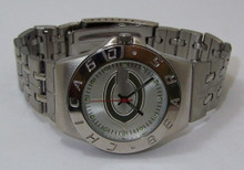 Chicago Bears Watch Avon Release 2007 Mens Wristwatch Letters on Bezel