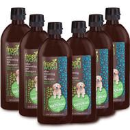 6 pack of 16 fl. oz. odor removing dog shampoo SKU: 027-6 Buy the 6 pack 16 oz./1 pint odor removing dog shampoo and save!