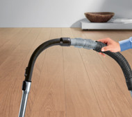 Excellent tool for cleaning stairs, car interiors or other areas that require a long reach from the vacuum. Extendable up to 5 ft for an unmatched operating radius. For straight suction, non-electric canister vacuums.