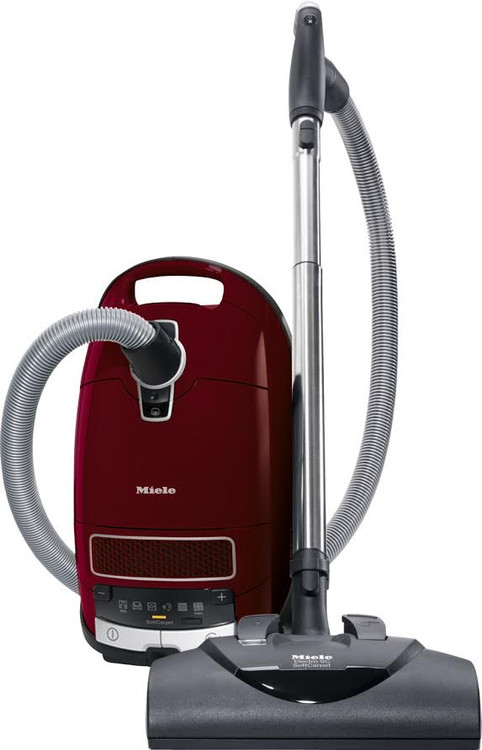 NEW! C3 Powerline Canister vacuum cleaner includes SEB228 electrobrush for best cleaning of low-medium carpeting. This is the most economically priced C3 w/ SEB228.  * 1,200 Watt motor.  * Optimum carpet care - electrobrush for intensive deep cleaning.  * SBB300 Parquet Floor Tool: Gentle on delicate hard floors.  * Maximum air hygiene with HEPA AirClean filter.