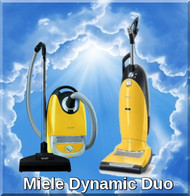 Dynamic Duos-2.0: 2 great Miele vacuums for one price!