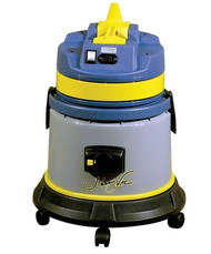 JOHNNY VAC JV115 - WET & DRY COMMERCIAL VACUUM - 5.9 GAL. 1100 W  Light, powerful and versatile. Include power supply inlet to add electric power nozzle.