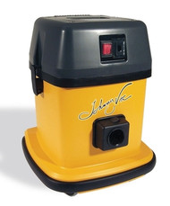A 3 Gallon very quiet compact model with a very powerful motor.