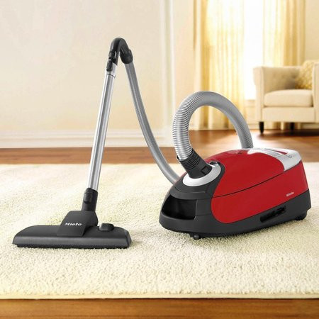 The stylish Miele C2 Hardwood Floor vacuum is the perfect cleaning complement to any home.