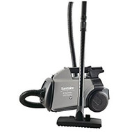 Equipped with ARM& HAMMER® odor eliminating capabilities, this highly featured vacuum offers a unique combination by capturing allergen sized dust particles while eliminating odors caused by mold and bacteria, leaving the room smelling fresh and clean. Call on this multi-use canister for bare floors, low pile carpeting, and above the floor cleaning.