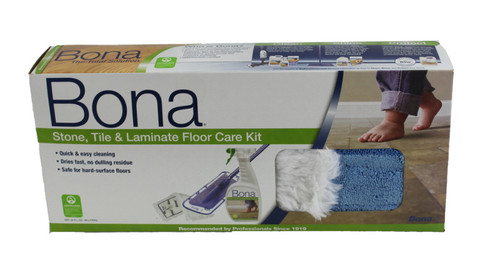 Bona Stone Tile Laminate Floor Care Kit Napa Sew Vac