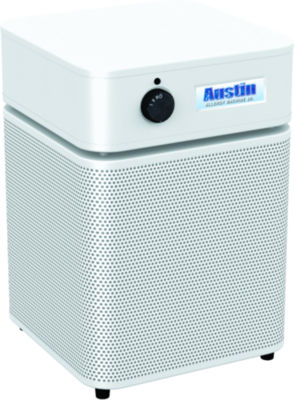 HealthMate Jr. Plus - WHITE Ultimate protection for people with chemical sensitivity.The Austin Air HealthMate+™ has been developed for people living in smaller spaces who are chemically sensitive and require the most comprehensive air cleaning solution.