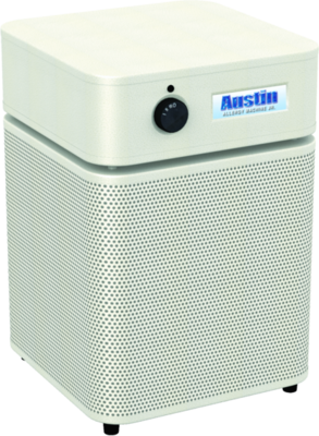 HealthMate Jr. Plus - SANDSTONE Ultimate protection for people with chemical sensitivity.The Austin Air HealthMate+™ has been developed for people living in smaller spaces who are chemically sensitive and require the most comprehensive air cleaning solution.