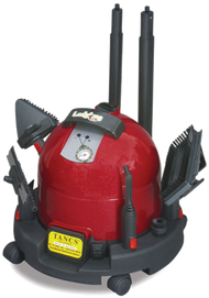 Easy. Fast. Convenient. The Ladybug® 2300 is the industry standard steam vapor system. Alternative tool storage enables operators to organize accessories for immediate access.