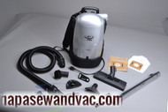 DUST CARE JET PACK, W/ 35mm, 1 3/8 ATTACHMENTS (JET PACK 35MM)