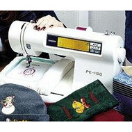 A dedicated personal embroidery machine with 100mm x 100mm (4in x 4in) embroidery area, built-in designs and lettering. Compatible with Brother software for creating your own embroideries. Carrying case is included.