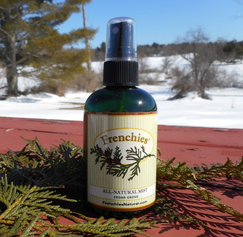 Cedar Grove All-Natural Mist