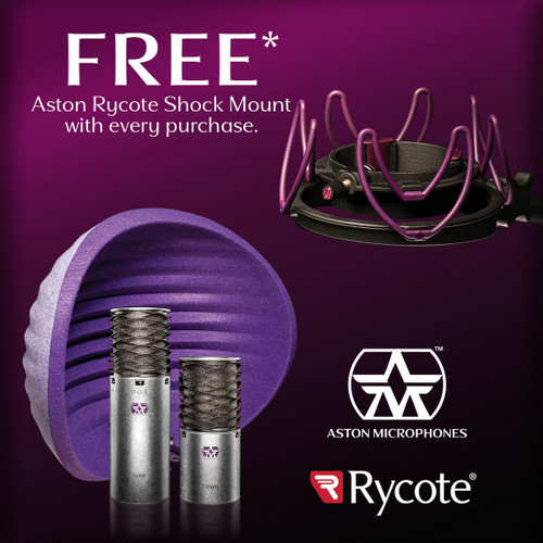 FREE RYCOTE with EVERY ASTON purchase