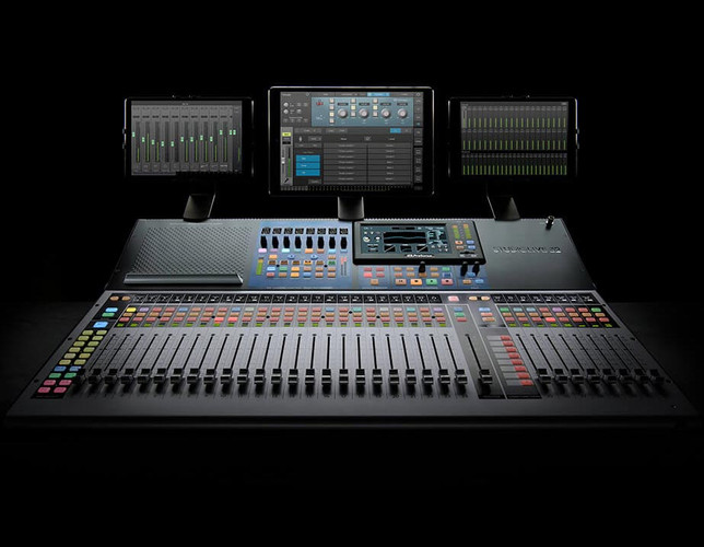 NEW SL32 - 3rd GEN Digital Console