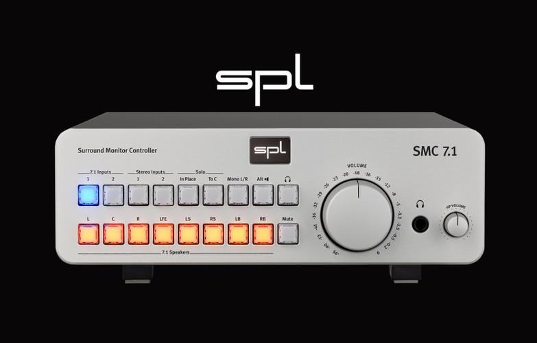 Link Audio to distribute SPL
