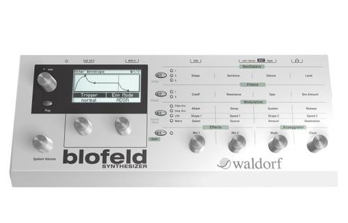 WALDORF BLOFELD DESKTOP WHITE