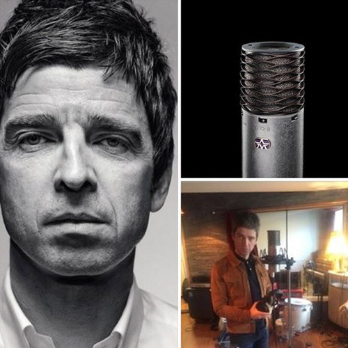 Noel Gallagher & Aston Spirit Mic