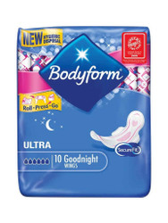 For great results, try Bodyform Ultra Goodnight with Wings. FREE Delivery in the UK. Amazing NEW offers, every day. Act fast, Shop Now.