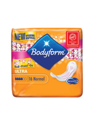 For guaranteed results, try Bodyform Ultra Normal Non-Wings. FREE Delivery in the UK. NEW OFFERS each and every day. Act fast, Buy Now.