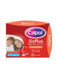Discover Calpol Sachets Strawberry Flavoured Colour & Sugar Free SixPlus Sachets. Fast, FREE UK Delivery. Amazing NEW offers, every day. Don't miss out, Shop Now.