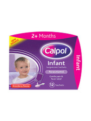 For quick results, try Calpol Sachets Strawberry Flavoured Infant Sachets for Babies. Delivered for FREE in the UK. OFFERS each and every day. Be quick, Buy Now.
