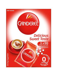 For quick results, try Canderel Red Aspartame Sweetener Tablets Refill Pack. Fast Delivery in the UK for FREE. Why not benefit from our daily NEW offers? Don't miss out, Buy Now.