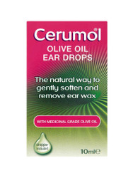 For quick results, try Cerumol for Ear Wax Olive Oil Ear Drops. FREE, fast UK delivery. Why not benefit from our daily NEW offers? Hurry, Shop Now.