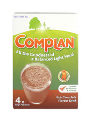 For great results, try Complan® Chocolate Powder Sachets. Fast, FREE UK Delivery. Why not benefit from our daily NEW offers? Hurry, Buy Now.