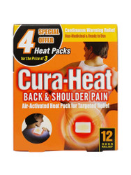 Need results, choose Cura-Heat Back & Shoulder Pain Heating Pad. Fast Delivery in the UK for FREE. NEW bargains, every day. Be quick, Buy Now.