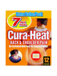 For quick results, try Cura-Heat Back & Shoulder Pain Heating Pad. Delivered in the UK for FREE. OFFERS each and every day. Act quickly, Buy Now.