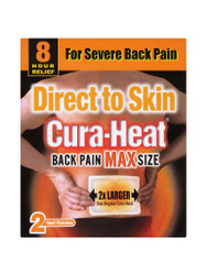 Need results, choose Cura-Heat Direct to Skin Back Pain Max Size Heating Pad. FREE, fast UK delivery. Amazing NEW bargains every day. Hurry, Buy Now.