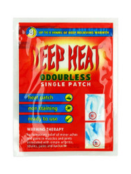 Get great results, with Deep Heat Pain Relief Odourless Heat Patch. FREE, fast UK delivery. New exclusive OFFERS each and every day. Act fast, Shop Now.